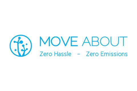 Move about logo